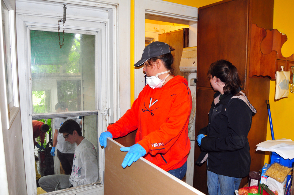 Rebuilding Together gives peace of mind to homeowners