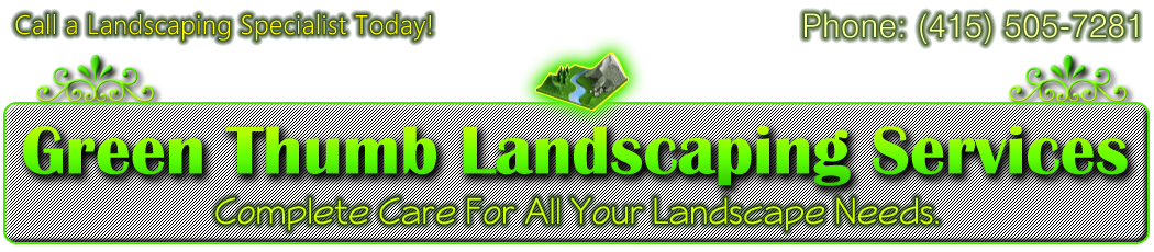 - Green Thumb Landscaping Services