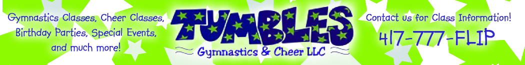 Tumbles Gymnastics & Cheer LLC