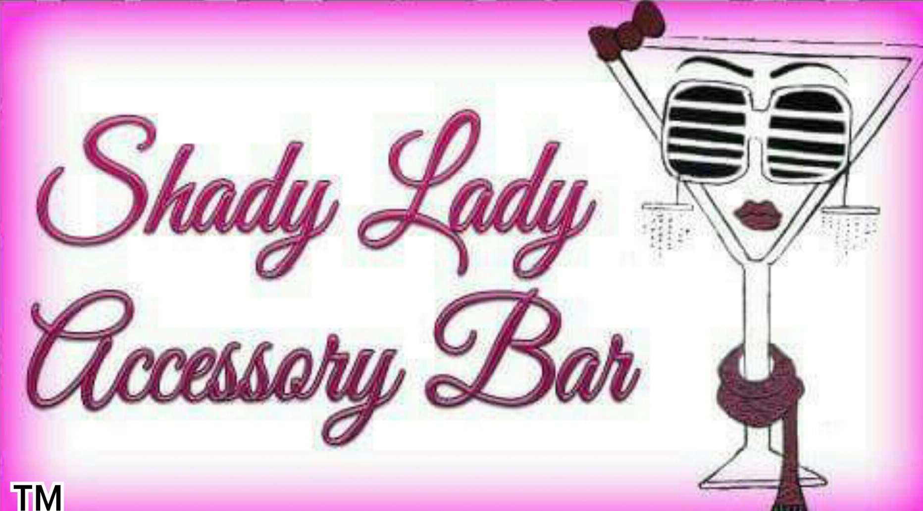 Shady Lady Accessory Bar
