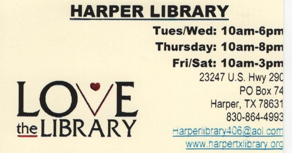 Harper library 00120180302 5379 xua4uk