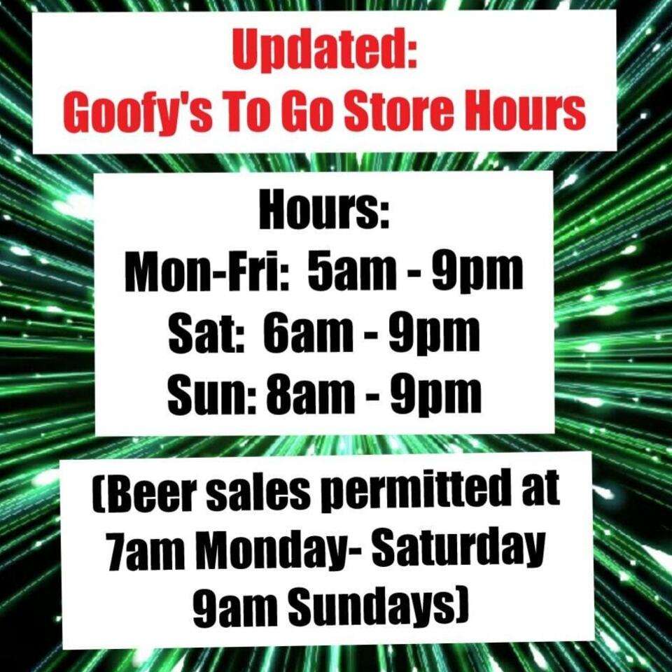 Updatedstorehours