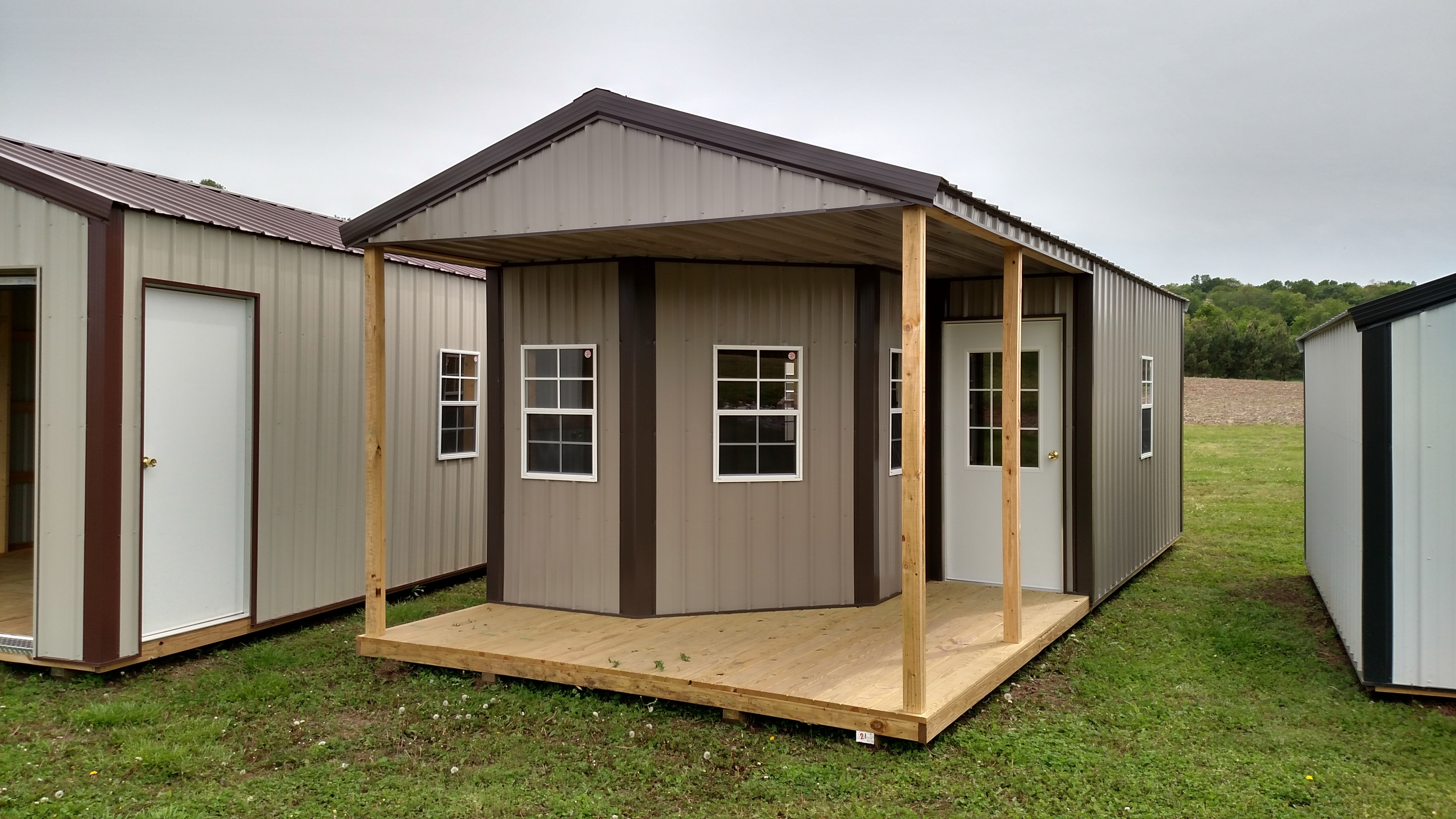 Portable Barns & Buildings- Mountain View Construction