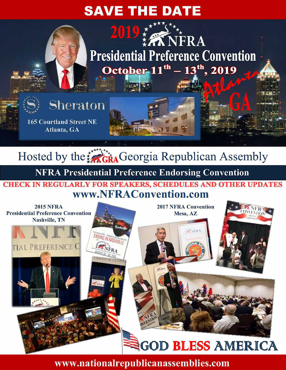 2019 nfra convention save the date jan 06