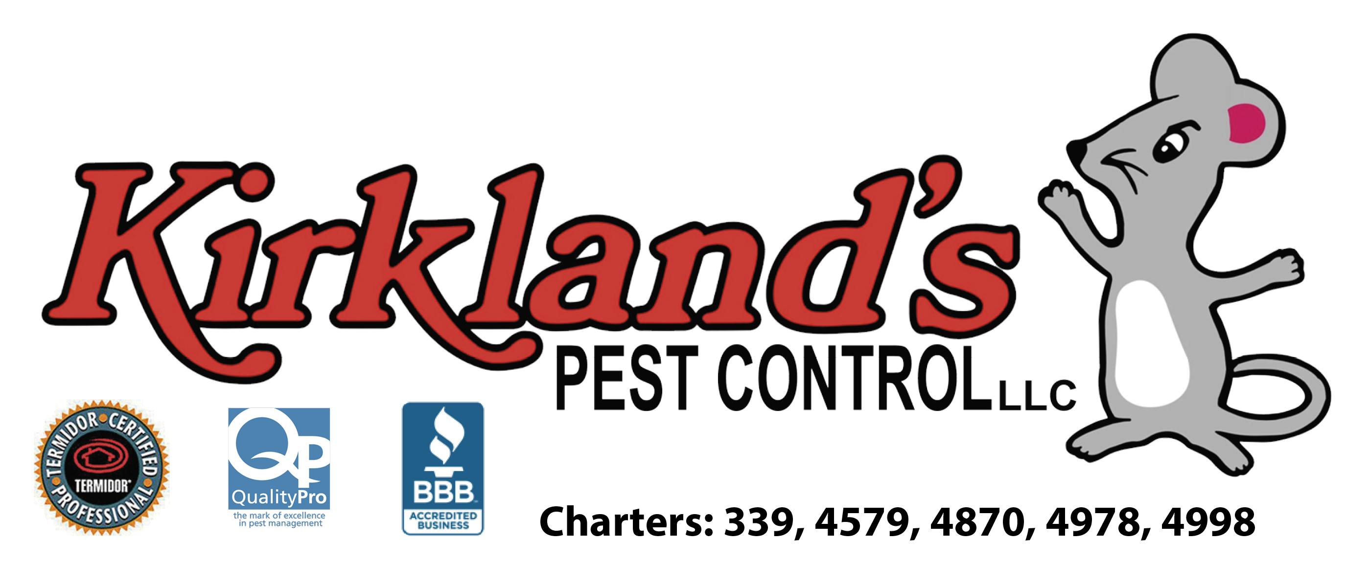 Kirklands Pest Control LLC